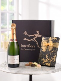 Laurent Perrier and Chocolate Gift Box