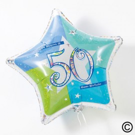Balloon - 50th birthday
