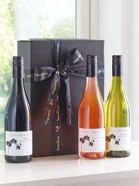 Fine Wine Trio Gift Set