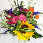 Florists choice Oasis of Fleet Flower shop