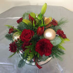 Christmas Collection Oasis of Fleet Flower shop